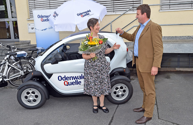 Odenwald Quelle - NadQ Gewinner